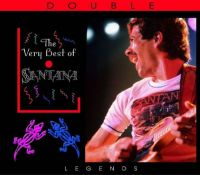 Cover Santana - The Very Best Of [Double - Legends]